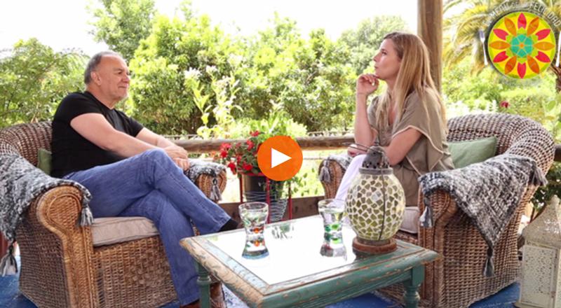 Entrevista en el menú de la felicidad