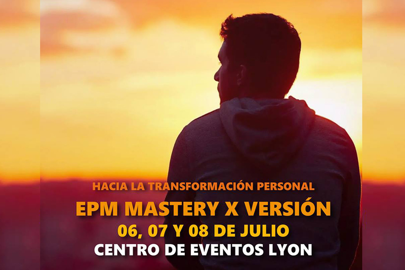 EPM Mastery X Versión - Julio 2017