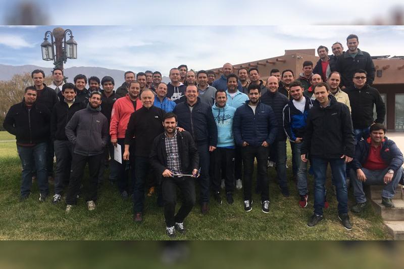 Herramientas de Coaching Accidentabilidad 0 Barrick - Veladero - Argentina